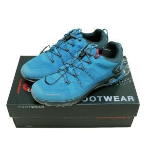 MAMMUT T Aegility Low GTX men shoes hike GORE-TEX Atlantic Graphite 5873 / マムート ティー アジリティ アトランティック グラファイト|beardstore