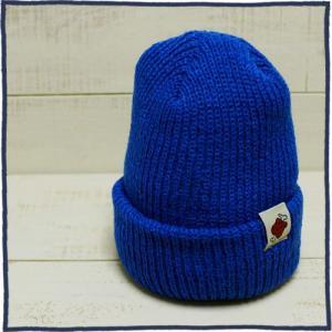 Bony Chops James Knit Cap Royal Blue / ボニーチョップス ニットキャップ ロイヤルブルー|beardstore