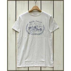 ラスト!! DENIM & SUPPLY by RL Vintage Print S/S T shirts / デニム アンド サプライ ラルフローレン プリントT Surf柄|beardstore