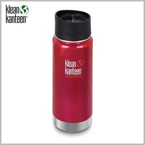 Klean Kanteen Wide Insulated Bottle 16oz Roasted Pepper / クリーンカンティーン ワイド インスレートボトル ローストペッパー beardstore