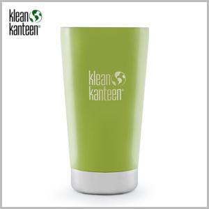 Klean Kanteen Insulated Pint  Cup 16oz Bamboo Leaf / クリーンカンティーン インスレート パイントカップ バンブーリーフ beardstore