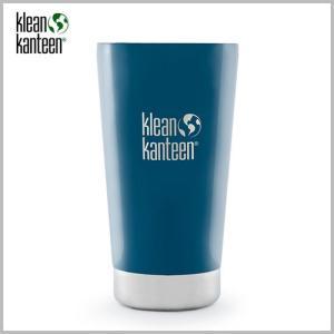 Klean Kanteen Insulated Pint  Cup 16oz Winter Lake / クリーンカンティーン インスレート パイントカップ ウインターレイク beardstore
