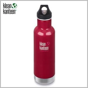Klean Kanteen Insulated Classic Bottle 20oz Beet Root / クリーンカンティーン インスレートクラシックボトル ビートルート beardstore
