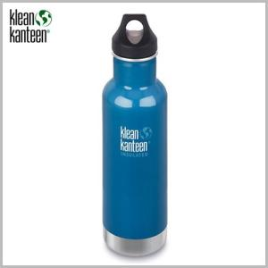 Klean Kanteen Insulated Classic Bottle 20oz Winter Lake / クリーンカンティーン インスレートクラシックボトル ウインターレイク beardstore
