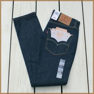Levi's 501 skinny stretch denim pants Noten wash dark blue / リーバイス 501 スキニー ストレッチ デニム パンツ ボタンフライ  ウォッシュド ダーク ブルー|beardstore