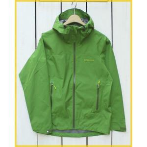 Marmot Gore-Tex Comodo Jacket A Green / マーモット ゴアテックス コモド ジャケット アルパイン グリーン|beardstore