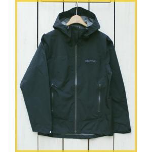 Marmot Gore-Tex Comodo Jacket Black / マーモット ゴアテックス コモド ジャケット ブラック 黒|beardstore