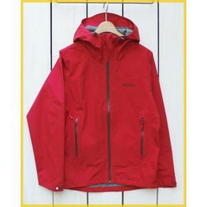 Marmot Gore-Tex Comodo Jacket Fire / マーモット ゴアテックス コモド ジャケット ファイア レッド 赤|beardstore