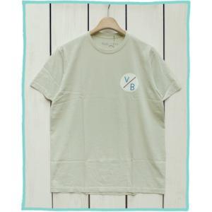 Mollusk S/S Print Tee 「VB/LA」 L.Grey / モラスク モルスク 半袖 プリント Tシャツ L.グレー|beardstore