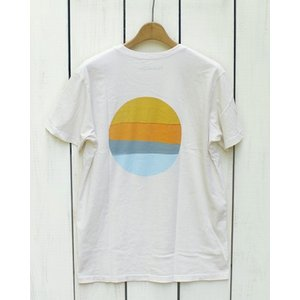 Mollusk Realize T Shirts Natural short sleeve tee / モラスク 半袖 プリント Tシャツ ナチュラル モルスク|beardstore