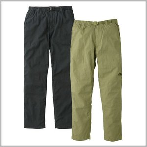 The North Face Cotton OX Light Pants K NA 2-colors / ザ ノースフェイス コットンオックス ライト パンツ ナツメグタン ブラック 2色展開 ストレッチ|beardstore