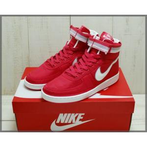Nike Vandal High Supreme VNTG / Retro classic F.RED / ナイキ バンダル ハイ サプリーム ヴィンテージ ホットピンク beardstore