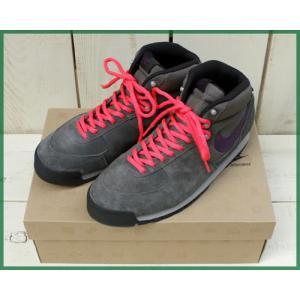 Nike Air Approach Mid / classic acg treck Mid Fog / ナイキ エア アプローチ ミッド / エーシージー トレッキング グレー パープル beardstore