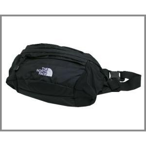 The North Face Spina / Waist Bag K Black / ザ ノースフェイス スピナ / ウエストバッグ ブラック|beardstore