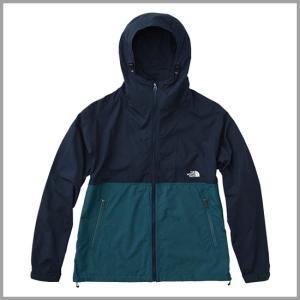 The North Face Compact Jacket CD Cosmic Blue×Diesel Blue / ザ ノースフェイス コンパクト ジャケット コズミックブルー×ディーゼルブルー|beardstore