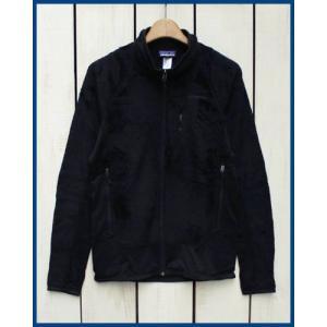 Patagonia R2 Jacket / Fleece BLK / パタゴニア R2 ジャケット / フリース ジップ ブラック beardstore