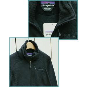 Patagonia R2 Jacket BLK Black / パタゴニア R2 ジャケット ブラック フリース|beardstore|02