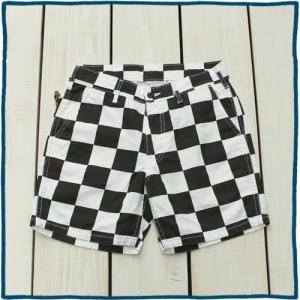 ラスト!!Sunlight Believer Checker Flag Ivy Shorts  / サンライトビリーバー アイビー ショーツ  チェッカー|beardstore