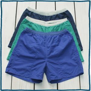 Sunlight Believer Packable Nylon Shorts Short Pants 3-Colors / サンライトビリーバー パッカブル ナイロン ショーツ ショートパンツ 3色展開|beardstore