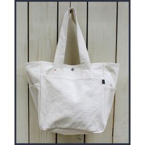V.D.L.C Work Tote Bag Natural unisex / ブイディーエルシー ワークトート マザーズ バッグ ナチュラル ユニセックス|beardstore
