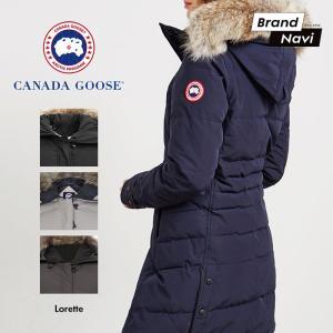 カナダグース レディース ダウン ロレッタ CANADA GOOSE LORETTE 2090L ジ...