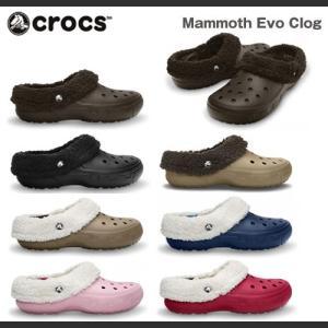 メンズ・レディース クロックス マンモス イーブイオー クロッグCrocs Evo Clog(crocs-mammoth-evo-clog)