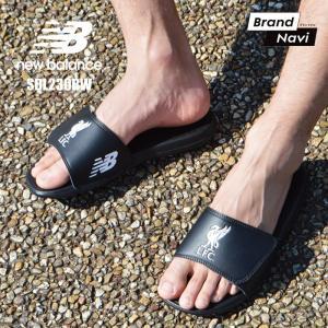 メンズ 紳士 男性 レディース 婦人 女性 new balance ニューバランス シャワーサンダル シャワサン SDL230BW リヴァプール|bearfoot-shoes