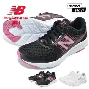 レディース 婦人 女性 ランニングシューズ 靴 new balance ニューバランス W411LP1 W411LW1 スニーカー|bearfoot-shoes