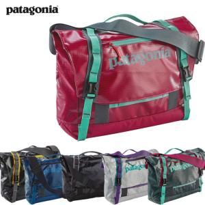 パタゴニア メッセンジャーバッグ Patagonia Bla...
