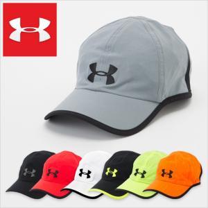 アンダーアーマー スポーツキャップ UNDER ARMOUR RUNNING CAP アンダー アーマー メンズ 帽子 キャップ ランニング