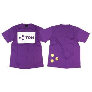 [30%OFF] 3TON(ミトン)Tシャツ MURASAKI|beatnuts
