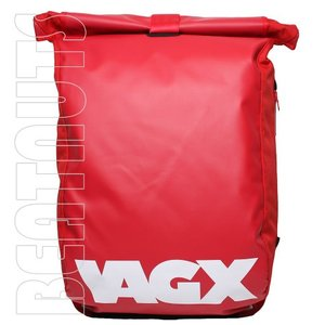 VAGX urban portable/Urban Summit Rolltop Backpack/Red[ベクス アーバンポータブル/アーバンサミットロールトップバックパック/レッド][正規販売店]|beatnuts