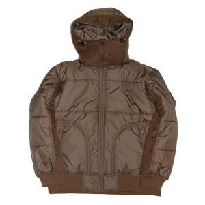 RBSN snow apparel/PAD JACKET/オリーブ/MEDIUM[ロビンソンスノーアパレル/パッドジャケット/オリーブ/Mサイズ][中綿ジャケット][旧品][即納]|beatnuts
