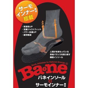 BA2NE/バネサーモ[バネインソール][疲労軽減][パワー伝達アップ][足裏ジャストフィット][動画あり]4900円+税|beatnuts