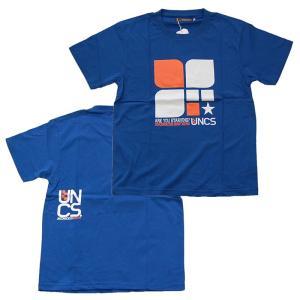 [UNCONSCIOUS/UN8T158/Tシャツ/DEEP BLUE/Mサイズ]|beatnuts