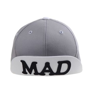 VAGX MADHATTER HEADWEAR Geeks Ball Cap - Mad grey ベクス マッドハッター ヘッドウェア 4200円+税 正規販売店|beatnuts