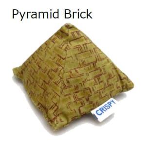 クリスピー CRISPY Pyramid Brick vicr2000oybr 正規販売店 消臭 空気ろ過 除湿|beatnuts