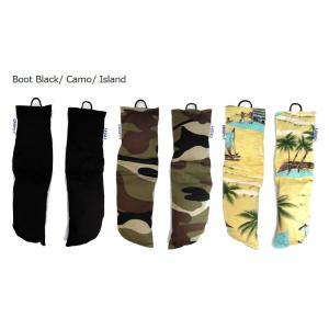 クリスピー CRISPY BOOT 3色展開(Black/ Camo/ Island) 正規販売店 消臭 空気ろ過 除湿|beatnuts