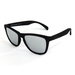 DANG SHADES ORIGINAL ORIGINAL RAISED Black Soft x Chrome Mirror vidg00038-1 ダンシェーズ レイズド 正規販売店 4000円+税|beatnuts