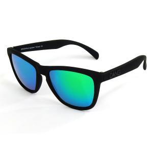 DANG SHADES ORIGINAL RAISED Black Soft x Green Mirror vidg00041-1 ダンシェーズ レイズド 正規販売店 4000円+税|beatnuts