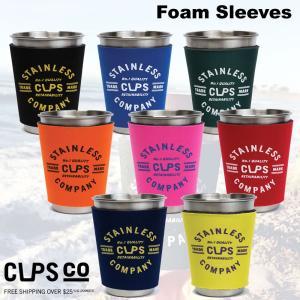 CupsCO Foam Sleeves カップスコー ネオプレーンホルダー クージー 保温保冷|beatnuts