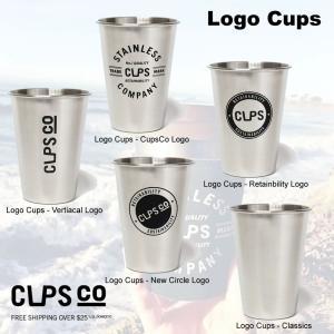 CupsCO Logo Cups カップスコー ロゴ カップ タンブラー 売れ筋|beatnuts