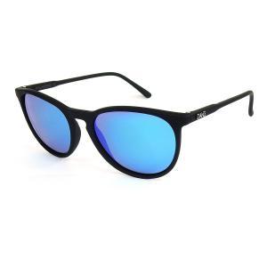 DANG SHADES FENTON Black Soft x Blue Mirror Polarized 偏光レンズ vidg00258 正規販売店 5000円+税|beatnuts