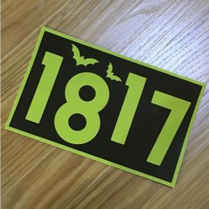 1817 STICKER ステッカー 正規販売店|beatnuts