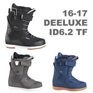 16-17 DEELUXE ID 6.2 TF ディーラックス アイディ  サーモインナー 熱成型タイプ 保証書付 正規販売店|beatnuts