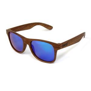 DANG SHADES ダンシェーズ LOCO Wood Matte X Green Mirror vidg00298 正規販売店 UVカットスノーボード サングラス スノボ サーフ UVカット|beatnuts