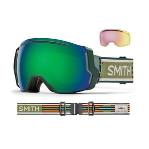 16-17 SMITH I/O7 Forest Woolrich Green Sol-X Mirror+RED SENSOR MIRROR 正規販売店|beatnuts