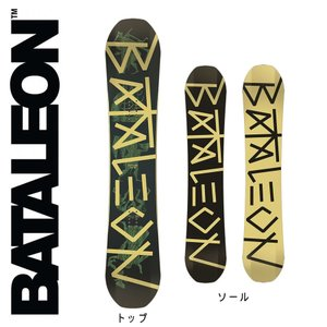 2017-2018 BATALEON SNOWBOARDINGS GLOBAL WARMER バタレオン スノーボード|beatnuts
