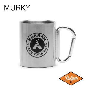 BOHNAM MURKY CARABINER MUG ボーナム マーキー カラビナ マグカップ|beatnuts