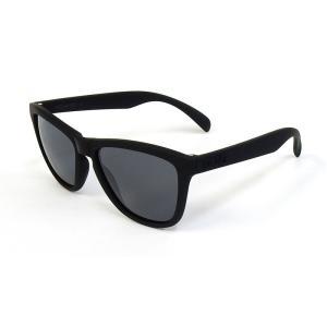 DANG SHADES ORIGINAL RAISED Black Soft x Black Polarized ダンシェーズ オリジナル レイズド 偏光レンズ vidg00049-2 正規販売店|beatnuts